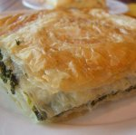 Spinach Pie (Albanian Name: Byrek me spinaq) Recipe