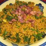 Couscous and Kale Recipe