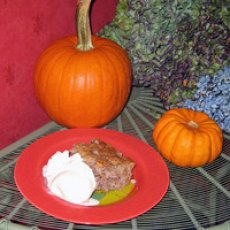 Autumn in New England, a college tour and Apple Pie Cake Recipe