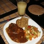 'Meat Lovers' Beef Steak Meal Recipe