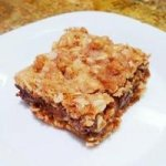 World Champion Oatmeal Bars Recipe