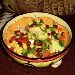 San Antone Black Bean Salad Recipe