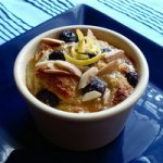 Best Blueberry Bread Pudding with Lemoncello Sauce Recipe