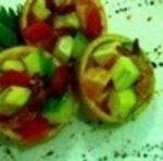 raw mango orange salad Recipe