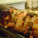 Chicken Breast with Stuffed Skin Recipe