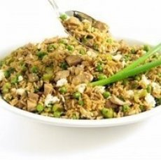Skinnylightful Chicken Fried Rice Recipe