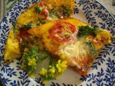 Tamara's Italian Frittata- An Easy and Yummy dish! Recipe