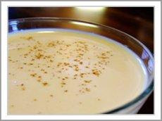 Creamy Eggnog Recipe