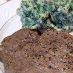 Tender Barbecued Steaks