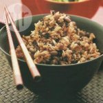 Japanese red rice