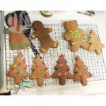 Gingerbread Bear Biscuits
