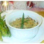 Baked lobster pots