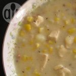 Chicken, Bacon and Potato Soup