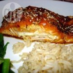 Baked Cream Cheese Salmon
