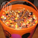 Very Chocolaty Nut Snack Mix