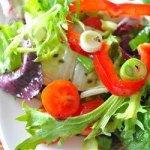 Italian Leaf Salad