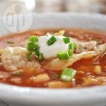 Classic Chicken Tortilla Soup