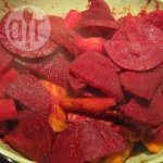 Roasted Beetroots and Carrots