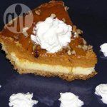 Cheesecake Layer Pumpkin Pie