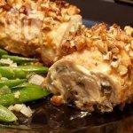 Chicken Mushroom Roulade