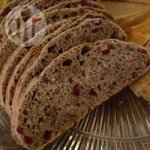 Cranberry Pecan Tea Bread