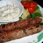 Lamb Kofta Kebabs