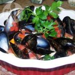 Mussels with Shallots and White Wine