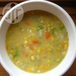 Sweetcorn and Potato Soup