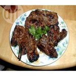 Tangy Tarragon Barbecued Lamb Chops