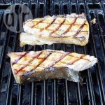 BBQ Halibut Steaks