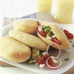 Pitta breads