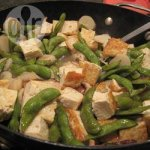Braised Tofu and Vegetables