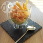 Sophisticated Salmon Ceviche