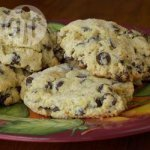 Rich Chocolate Chip and Orange Scones