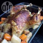 Lager Roast Chicken