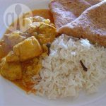 Favourite Chicken Korma
