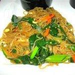 Asparagus Noodle Stir Fry