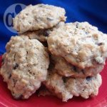 Oaty Chocolate Chip and Banana Cookies