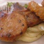 Pork Chops with Coriander