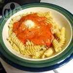 Roasted Garlic, Red Pepper and Tomato Pasta Sauce