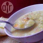 Crab and Clam Chowder