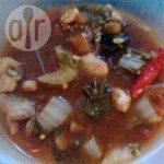 Filipino Hot and Sour Fish Soup