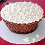 Kiddies' Favourite Popcorn Cake