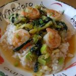Seafood and Spinach Risotto