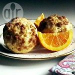 Brown Sugared Orange Muffins