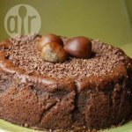 Hugh Fearnley-Whitingstall's Chestnut and Chocolate Truffle Cake