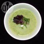 Creamy Courgette Soup