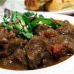 Green Chilli, Beef and Ale Stew