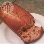 Boiled fruit loaf - very quick & easy