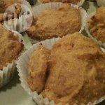 Pumpkin Polenta Muffins
